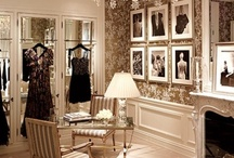 ★ ☆ •°*°• The perfect wardrobe / closet •°*°• ☆ ★ / An array of photos of  #wardrobes #closets #dressing rooms #storage ideas #dream