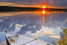 Por ahí / Para todos aquellos que quieren viajar y admirar los paisajes más hermosos y encantadores en el mundo