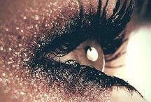 ★ ☆ •°*°• Captivating Eyes and makeup •°*°• ☆ ★