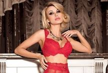 """Sexy Lingerie / """"If love is blind, why is sexy lingerie so popular?"""" - Anonymous #sexy #lingerie"""