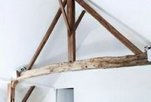 INTERIEUR   Balkenplafond