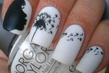 manicure & pedicure ---> nails art