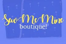 Sew me Mine Boutique / Handmade bags and purses