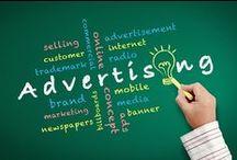 Advertising / raccolta di immagini di pubblicità divertenti, innovative, eventi social, studi su pubblicità