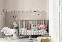Kidsroom inspiration / Children love colurs!