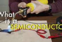 What is a Semiconductor? / Semiconductors are in everything from your cell phone to rockets. But what exactly are they, and what makes them so special? Find out in this episode of Science Out Loud from Jamie, a Ph.D. student in Electrical Engineering and Computer Science at MIT, and all these other MIT resources about semiconductors.