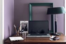 Office inspiration / Your office should inspire you and make you more creative!