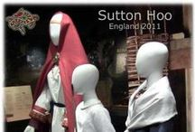 Anglo-Saxon Costume / Per the title.  Both reconstructions and actual artifacts may be found here. / by Cathy Raymond