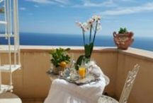 Breakfast is served.... / Luxurious Outdoor Living @ Luxury Villa Rentals Italy