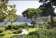 Villa Gardenia, luxury holiday villa in Capri Island