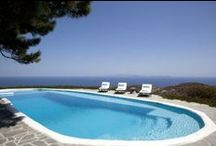 Villa Sifnos, luxury sea view villa rental with pool in Sifnos Island, Greece / Villa Sifnos is a luxury villa rental with pool and sea view in Greece located in Sifnos Island, the (alleged) birthplace of Apollo and a lovely green Cycladic island