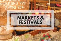 Markets & Festivals / Pinning the greatest markets and festivals around the world