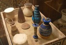 Early Cosmetics and Beauty / Cosmetics items before the Middle Ages.  Also mirrors. / by Cathy Raymond