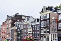 {the netherlands} / Amsterdam, the Hague, Rotterdam – and all the beauty in between that is the Netherlands!