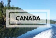 Canada Travel / Travel inspiration from Canada