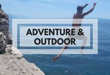 Adventure & Outdoor Travel / Pinning adventure and outdoor travel inspiration for fellow thrill seekers