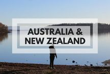 Australia & New Zealand Travel / A board dedicated to city guides, food and must visit sites in Australia and New Zealand