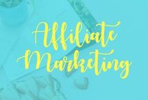 Affiliate Marketing / Affiliate Marketing, affiliates, marketing, money, blogging for money