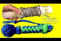 Paracordist Creations - Paracord  / #paracord #survival #prepper #survivalist #diy #howto / by The Paracordist