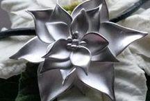 my artclay / zilverklei creations / all designed and created by Renske-Art with artclay / zilverklei