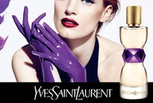 Manifesto (YSL) / Spontaneous, free spirited and courageous. A scent full of passion and emotion.
