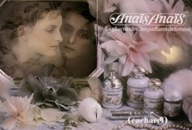 Anais Anais (Cacharel) / This is the first perfume of Cacharel, created in 1978. Anais Anais is a bouquet of flowers in a bottle that is ultra-feminine fresh, rich and romantic.
