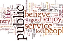 Public Service Recognition Week (1st week in May) / Since 1985, the first full week of May has been celebrated as Public Service Recognition Week. It is an opportunity for citizens across the nation to offer a simple thank you to the men and women whose work maintains and improves our communities every day. #PSRW