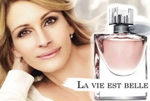 La Vie Est Belle (Lancome) / La Vie Est Belle is centered on the idea of natural and simple beauty, freedom from conventions and the choice of once own vision of happiness. The fragrance is a kind of outlook on life, inspired by joy and pleasure in small things.