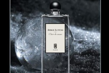 """Claire de musc (Serge Lutens) / """"Lighter than ever, it holds out the promise of a caress. The musk walks in moonlight, a wild beast tamed."""" Serge Lutens Clair de Musc was launched in 2003. The nose behind this fragrance is Christopher Sheldrake. The fragrance features iris, musk, neroli and bergamot."""
