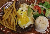 Sabores Portugueses & Brasileiros / Portuguese & Brasilian food  / by Lucy Lloyd