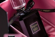 Fracas (Robert Piguet) / The fragrance masterwork of French couturier Robert Piguet, known for refined simplicity and an unerring sense of Parisian style, Fracas, created by perfumer Germaine Cellier in 1947, became the fragrance signature of a small and knowledgeable coterie of women. Today, Fracas is the most coveted of fragrances; provocative, yet pure, quintessentially modern yet redolent of another, more glamorous time. Fracas is the fragrance of commotion, of tumult and Chaos of the Heart.
