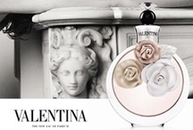 Valentina (Valentino) / From this sensual, insolent beauty, this blatant femininity that eludes conventions, two master perfumers, Olivier Cresp and Alberto Morillas, created a fragrance as a tribute to today's Valentino woman. With attitude, sophistication and unexpected characteristics, the bouquet of Valentina blends an irreverent Italian floral oriental in which each facet reveals a paradox. Valentina marks out a solar, unexpected trail, classic yet modern.