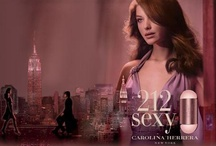 212 Sexy (Carolina Herrera) / Epitomizing the Carolina Herrera woman, this seductive blend of captivating tangerine, bergamot, and rose pepper sprinkled with floral petals, gardenia, and hints of cotton candy warmed with musk is sure to seduce from the very first encounter.
