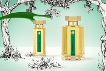 Premier Figuier (L'Artisan Parfumeur) / Sun-dappled sensuality in the shade of an extraordinary tree  Premier Figuier was created for L'Artisan Parfumeur by Olivia Giacobetti. Its name (The First Fig Tree) is a reference to its importance as the first perfume composed around a fig theme. Premier Figuier is an evocation of sun-dappled sensuality in the shade of an extraordinary tree.
