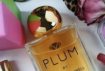 Plum (Mary Greenwell) / Make-up artist Mary Greenwell introduced her first perfume Plum in autumn 2010 and was created by perfumer Francois Robert .   A classic chypre with a memorable modern twist. Plum begins the story of femininity and joy, a fragrance of uncomplicated chic and sensual warmth.