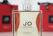 """Pomelo (Jo Loves) / """"Pomelo is clean and crisp; it's my best friend made up of memories and moments.   It's that feeling of fresh linen sheets or a glass of bubbling fizzy water with a slice of lime and lots of crushed ice.  I spray Pomelo onto my skin a couple of times when I go into the office, when I'm out and about and again before lunch or cocktails.  Like me, Pomelo has a masculine side to it, it's confident and sharp.""""  JO MALONE"""
