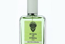 """Mentha Citrata Eau de Parfum (Acqua di Stresa) / Mentha Citrata, green and aromatic notes in a successful """"crescendo"""": Absinthe, Bergamot Mint and Citrus zest, out of the Garden of Hesperides. Fresh and energetic as mornings are in spring, acid green is its colour."""