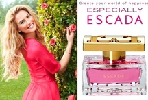 Especially Escada (Escada) / Especially Escada is a luxurious feminine scent inspired by today's joyful, spontaneous and glamorous woman who likes to let her emotions run wild!  Her attitude is positive, she loves to have fun and her happiness is in her strength, and she always remains true to herself.  Built around a delicate rose accord, the result is a refined and sophisticated fragrance that expresses soft femininity.