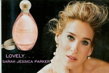 Lovely (Sarah Jessica Parker) / Lovely is the first fragrance by Sarah Jessica Parker. Obsessed with style and fashion, Sarah always wanted to create a signature scent that would be very sexy and yet undeniably classy.   Lovely is a soft, powdery, discrete and very intimate fragrance, announced as 'silky white amber'. It possesses an elegance characteristic of classic fragrances. And yet the fragrance is quite modern and very charming.