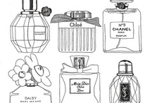 Latest perfume bottle faves / A collection of contemporary perfume bottles that The Perfume Society love!  Suggestions welcome :)