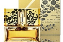 Zen Secret Bloom (Shiseido) / This intense and refined perfume envelops you like a precious silk kimono. It conjures up intensive, intoxicating and mysterious scents of golden flowers in a dark night. The composition, which plays with contrasts of floral freshness and warmth of mystical accords, is signed by Michel Almairac, who also created Zen 2007 version, otherwise the third edition of this Shiseido fragrance originally from 1964.