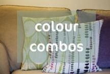 Holiday Home Colour Combo Ideas / Are you thinking about the colour scheme and decor for your holiday home?  Be inspired by these fab colour combos. Go try! Find more styling help here http://bit.ly/StylingPackages