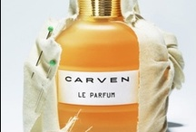 Carven Le Parfum (Carven) / Carmen de Tommasso, born in 1909, founded the company Carven in 1945. Her elegant fashion creations that were inspired by travel and artistic motives featured lace and embroidery and were very feminine.  Le Parfum represents Madame de Tommasso's vision with spontaneity, Parisian elegance and approachability. This is the first fragrance launched under the guidance of creative director Guillaume Henry and from perfumer, Francis Kurkdjian.