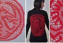 thread / New designs from www.mainlycrochet.com #crochet #thread #croche #designs #pattern