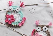 Crochet / Owl crochet