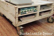 DIY-vinkkejä / Tykkätkö kunnostaa vanhaa tai tuunata tavaroita? Tänne keräämme hyviä DIY vinkkejä!