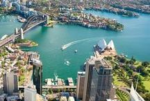 ✈ Australia ✈ / ✈ This board is dedicated to show all the wonderful and beautiful things about Australia. So that you can get inspired to visit this incredible place one day ✈