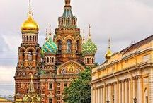 ✈ Russia ✈ / ✈ This board is dedicated to show all the wonderful and beautiful things about Russia. So that you can get inspired to visit this incredible place one day ✈