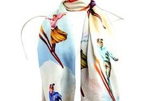 Corti Milano Scarves and Foulard / Luxury Scarves - Made in Italy