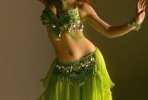 Inspiration - Belly Dancing!